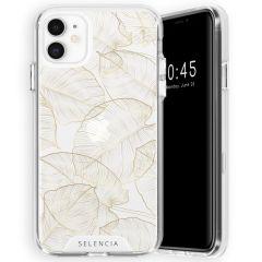 Selencia Coque très protectrice Zarya Fashion iPhone 11