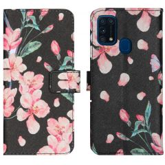 iMoshion Coque silicone design Samsung Galaxy M31