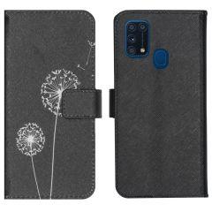 iMoshion Coque silicone design Samsung Galaxy M31 - Dandelion