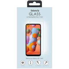 Selencia Protection d'écran en verre durci Samsung Galaxy A11 / M11