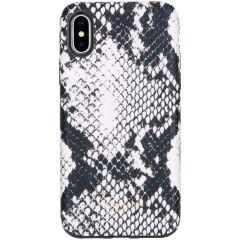 My Jewellery Coque Design iPhone Xs / X - Snake Black