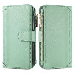 iMoshion Porte-monnaie de luxe iPhone SE (2020) 8 / 7 - Vert