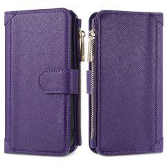 iMoshion Porte-monnaie de luxe iPhone SE (2020) 8 / 7 - Violet