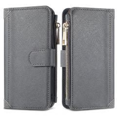 iMoshion Porte-monnaie de luxe iPhone SE (2020) 8 / 7 - Gris