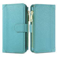 iMoshion Porte-monnaie de luxe Samsung Galaxy S9 - Turquoise