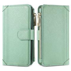 iMoshion Porte-monnaie de luxe Samsung Galaxy S9 - Vert