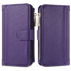 iMoshion Porte-monnaie de luxe Samsung Galaxy S9 - Violet
