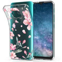 iMoshion Coque Design Motorola Moto E7 Plus / G9 Play - Blossom