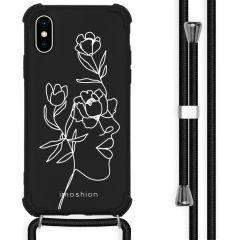 iMoshion Coque Design avec cordon iPhone X / Xs