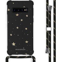 iMoshion Coque Design avec cordon Samsung Galaxy S10 Plus - Etoiles