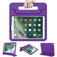 iMoshion Coque kidsproof avec poignée iPad (2018) / (2017) - Violet