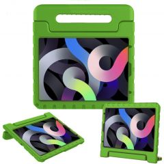 iMoshion Coque kidsproof avec poignée iPad Air (2020) - Vert