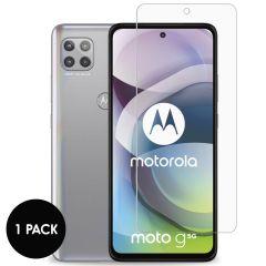 iMoshion Protection d'écran en verre durci Motorola Moto G 5G