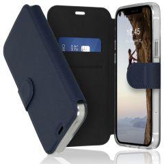 Accezz Étui de téléphone Xtreme Wallet iPhone 12 (Pro) - Bleu foncé