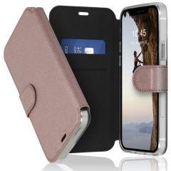 Accezz Étui de téléphone Xtreme Wallet iPhone 12 (Pro) - Rose