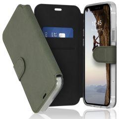 Accezz Étui de téléphone Xtreme Wallet iPhone 12 (Pro) - Vert clair