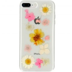 My Jewellery Coque rigide Design iPhone 8 Plus / 7 Plus - Dried Flower