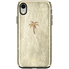 My Jewellery Coque Design iPhone Xr - Palmtree Gold