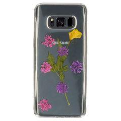 My Jewellery Coque rigide Design Samsung Galaxy S8 - Wildflower