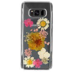 My Jewellery Coque rigide Design Samsung Galaxy S8 - Dried Flower