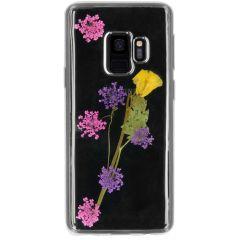 My Jewellery Coque rigide Design Samsung Galaxy S9 - Wildflower