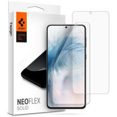Spigen Protection d'écran Neo Flex Solid HD Duo Pack Galaxy S21