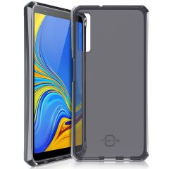 Itskins Coque Spectrum Samsung Galaxy A7 (2018) - Noir