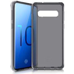 Itskins Coque Spectrum Samsung Galaxy S10 - Noir