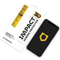 RhinoShield Protection d'écran 3D Impact iPhone 12 (Pro)