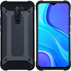 iMoshion Coque Rugged Xtreme Xiaomi Redmi 9 - Noir
