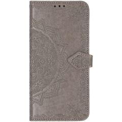 Etui de téléphone portefeuille Mandala Xiaomi Redmi Note 8T
