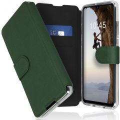 Accezz Étui de téléphone Xtreme Wallet Huawei P30 Lite - Vert foncé