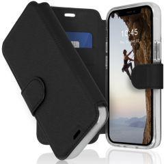 Accezz Étui de téléphone Xtreme Wallet iPhone 12 Mini - Noir