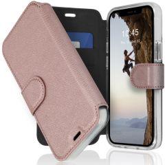 Accezz Étui de téléphone Xtreme Wallet iPhone 12 Mini - Rose
