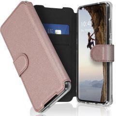 Accezz Étui de téléphone Xtreme Wallet Samsung Galaxy S20 - Rose