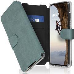 Accezz Étui de téléphone Xtreme Wallet Samsung Galaxy S20 - Bleu