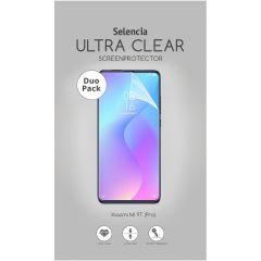 Selencia Protection d'écran Duo Pack Ultra Clear Xiaomi Mi 9T (Pro)