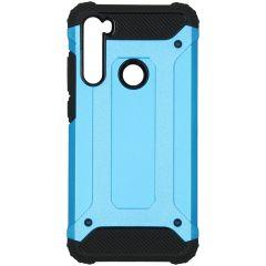 iMoshion Coque Rugged Xtreme Xiaomi Redmi Note 8 / Note 8 (2021) - Bleu clair