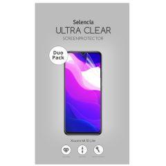Selencia Protection d'écran Duo Pack Ultra Clear Xiaomi Mi 10 Lite