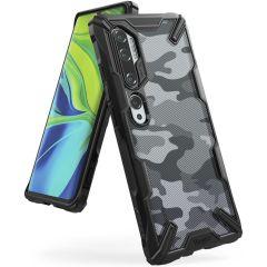 Ringke Coque Fusion X Design Xiaomi Mi Note 10 (Pro)