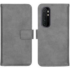 iMoshion Étui de téléphone Luxe Xiaomi Mi Note 10 Lite - Gris