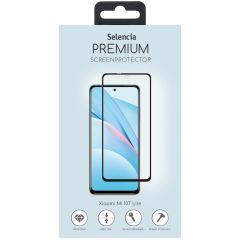 Selencia Protection d'écran premium en verre Xiaomi Mi 10T Lite