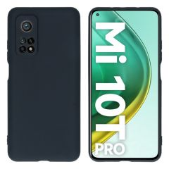 iMoshion Coque Color Xiaomi Mi 10T (Pro) - Noir