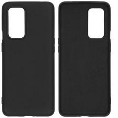 iMoshion Coque Color OnePlus 9 Pro - Noir