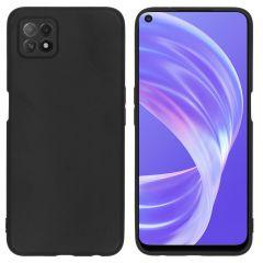 iMoshion Coque Color Oppo A73 (5G) - Noir