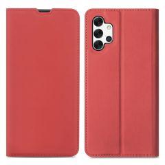 iMoshion Étui de téléphone Slim Folio Samsung Galaxy A32 (5G) - Rouge
