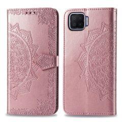 iMoshion Etui de téléphone Mandala Oppo A73 (5G) - Rose Champage