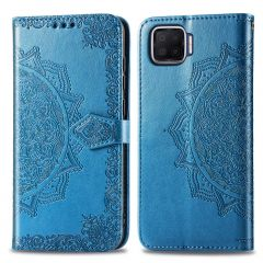 iMoshion Etui de téléphone Mandala Oppo A73 (5G) - Turquoise