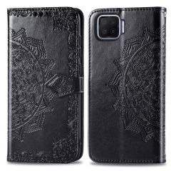 iMoshion Etui de téléphone Mandala Oppo A73 (5G) - Noir