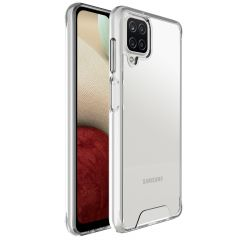 Accezz Coque Xtreme Impact Samsung Galaxy A12 - Transparent